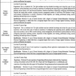 Jobs In Punjab Information Technology Board Lahore Pakistan 2011