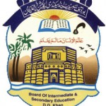 BISE DG Khan Board Matric (SSC-II) 10th Class Result 2013