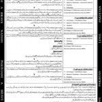 SMBBMU Dental Faculty Jobs – Larkana