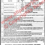 TEVTA Jobs, Principal, Chief Instructor, Instructor, Lab Instructor