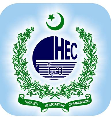 HEC Ranking of Pakistani Universities 2012