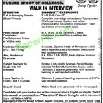 Jobs in Allied Schools Islamabad