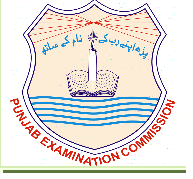Punjab Examination Commission Logo