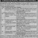 Head Mistress Jobs in Mardan College