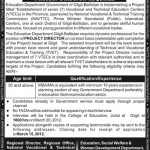 National Vocational And Technical Education Commission (NAVTEC)Jobs 2012