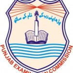 8th Class Datesheet PEC Exam 2018