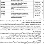 Govt of Punjab Educators Jobs 2012 in Toba Tek Singh District