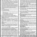 Jobs In University of Veterinary And Animal Sciences Lahore