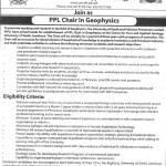 Govt Jobs in University of Sindh Jamshoro Pakistan 2012