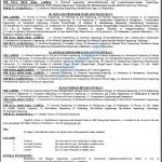 UET Lahore Jobs 2012