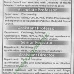 Jobs In FMH College Of Medicine Dentistry Lahore