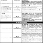 Quaid-E-Awam University Of Engineering Science & Technology Nawabshah Jobs