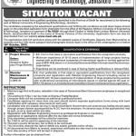 Vacancies At Mehran University of Engineering And Technology