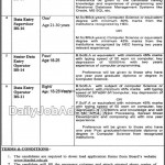 Board of Intermediate And Secondary Education Faisalabad Jobs 2012