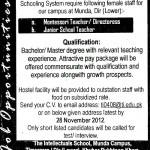 Teaching Jobs in Islamabad Pakistan