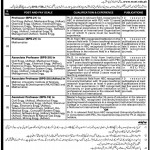 Staff Required at Mehran University of Engineering & Technology