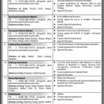 Staff Required At OPF Public Schools