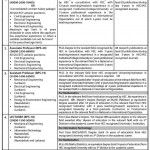 Jobs at Quaid e Awam University College of Engineering Science And Technology Nawabshah