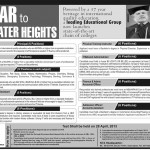 NTS Educational Group Jobs 2013