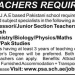 Teaching Jobs 2013