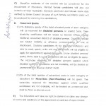 Terms And Condition of Recruitment Policy 2013