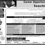 National Testing Service Pakistan – NTS