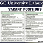 Staff Required At GC University Lahore