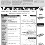NTS Entry Test for the Recruitment of Educators in all Districts of Punjab