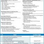 Beacon House National University Admissions 2014