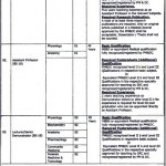 Ameer Uddin Medical College Lahore Jobs 2014