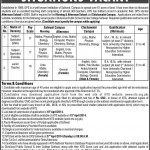 Divisional Public School And Inter College Sahiwal Teaching Required