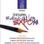 The News Education Expo 2014 Pakistan