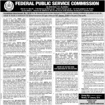 Federal Public Service Commission 2016