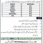 Teachers Jobs At Superior Lala Zar Public School And Colleges Malakand
