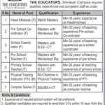 The Educators Jobs 2017
