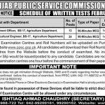 Punjab Public Service Commission Lahore PPSC 2017