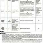 Quaid E Azam University Islamabad Jobs 2017