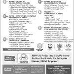 Riphah College Of Rehabilitation Sciences Admission In Lahore 2017