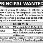 Master Based Teaching Jobs 2017