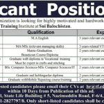 Teachers Required At  Non Profit Organization Islamabad