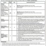 Benazir Bhutto Shaheed University Lyari Jobs 2017