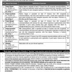 Higher Education Department Islamabad Jobs