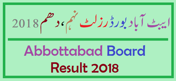 Students From District Haripur Abbottabad Mansehra Battagram And Kohistan Will Receive Their Annual Results