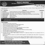 Azad Jammu And Kashmir Medical College 2019