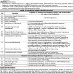 Quaid E Azam University Of Engineering And Technology NawaShah 2019