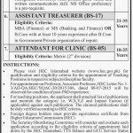GC University Lahore Jobs 2019
