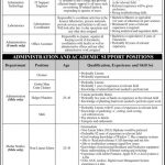 Kinnaird College For Women Jobs 2019