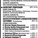Liaquat University Of Medical And Health Sciences Sindh 2019